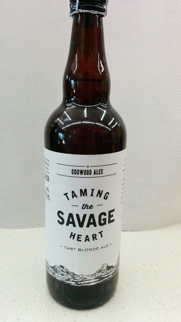 Taming the Savage Heart (Oddwood Ales)
