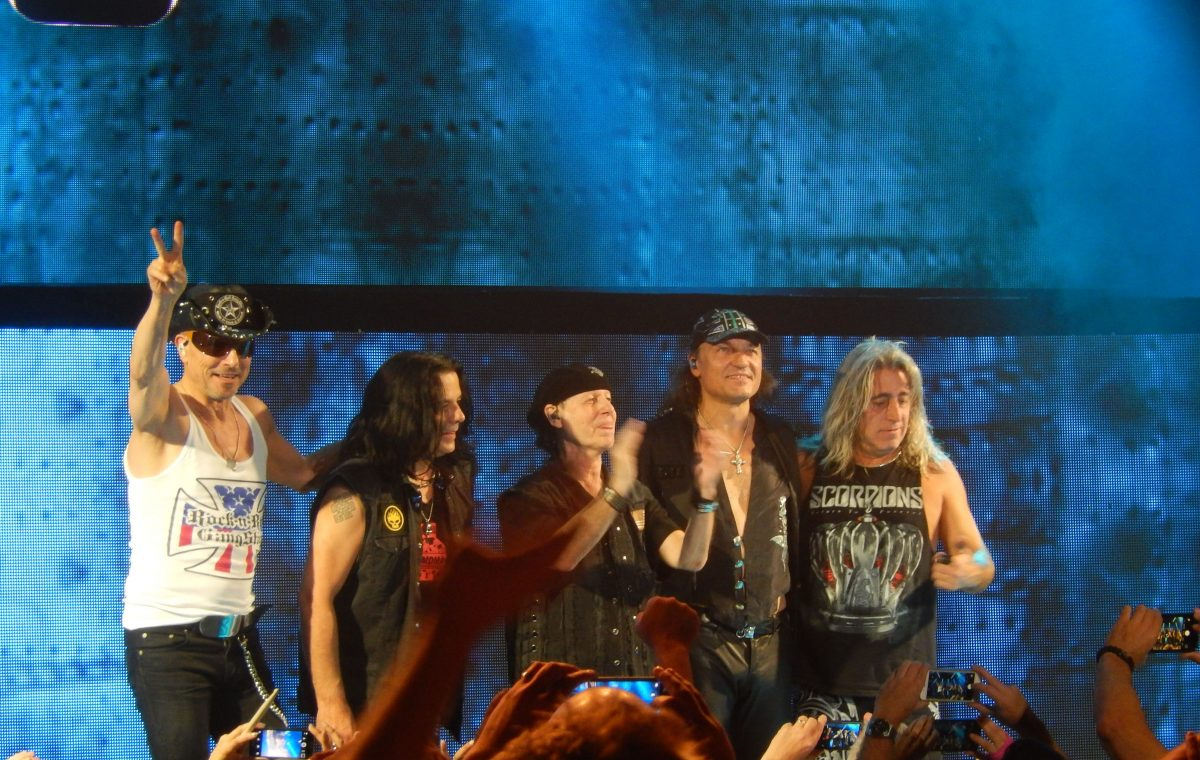 A Night with The Scorpions (5/7/2016, Atlanta, GA)