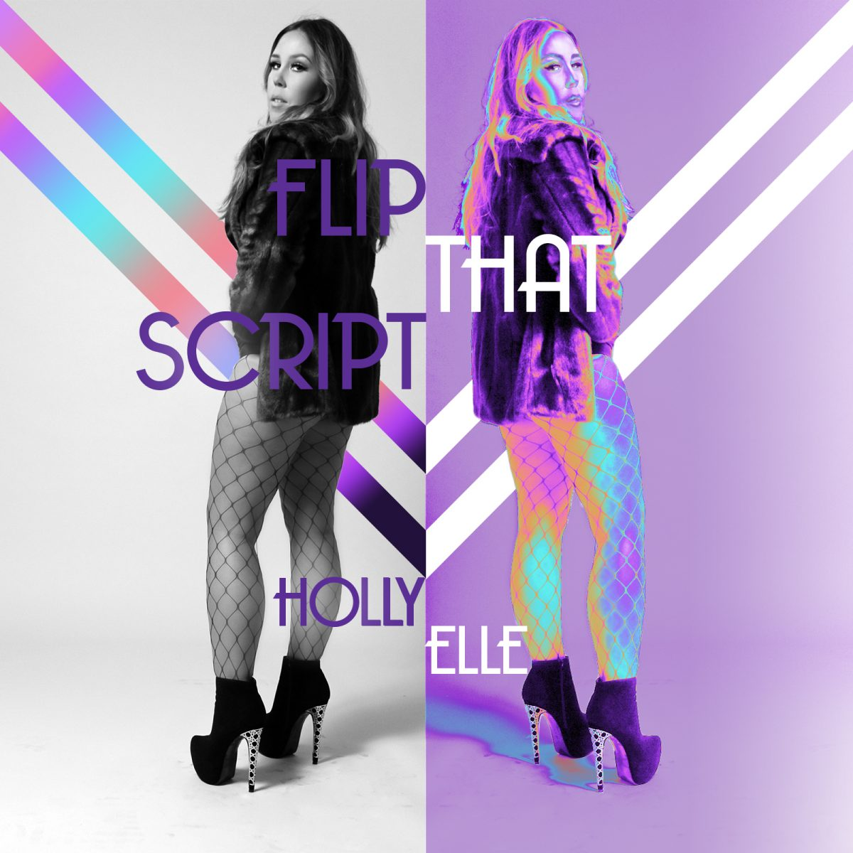 "Holly Elle ""Flip That Script"""