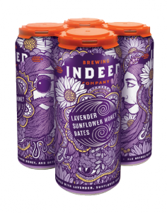 LSD Honey Ale (Indeed Brewing)