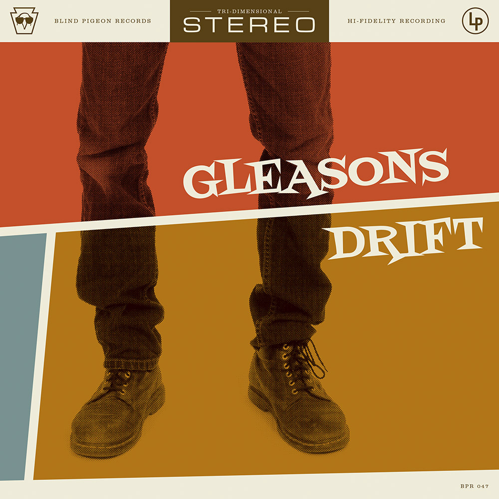 Gleasons Drift – Self-Titled (CD)