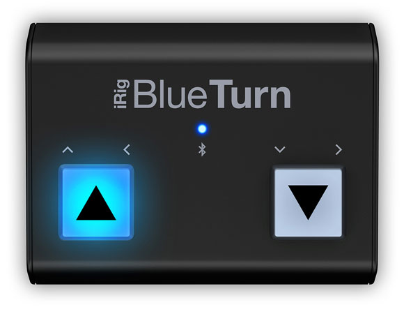 iRig BlueTurn (IK Multimedia)