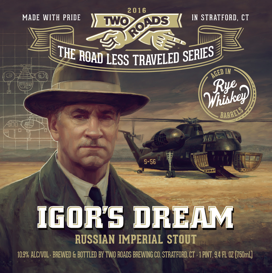 Igor's Dream 2016 (Two Roads)