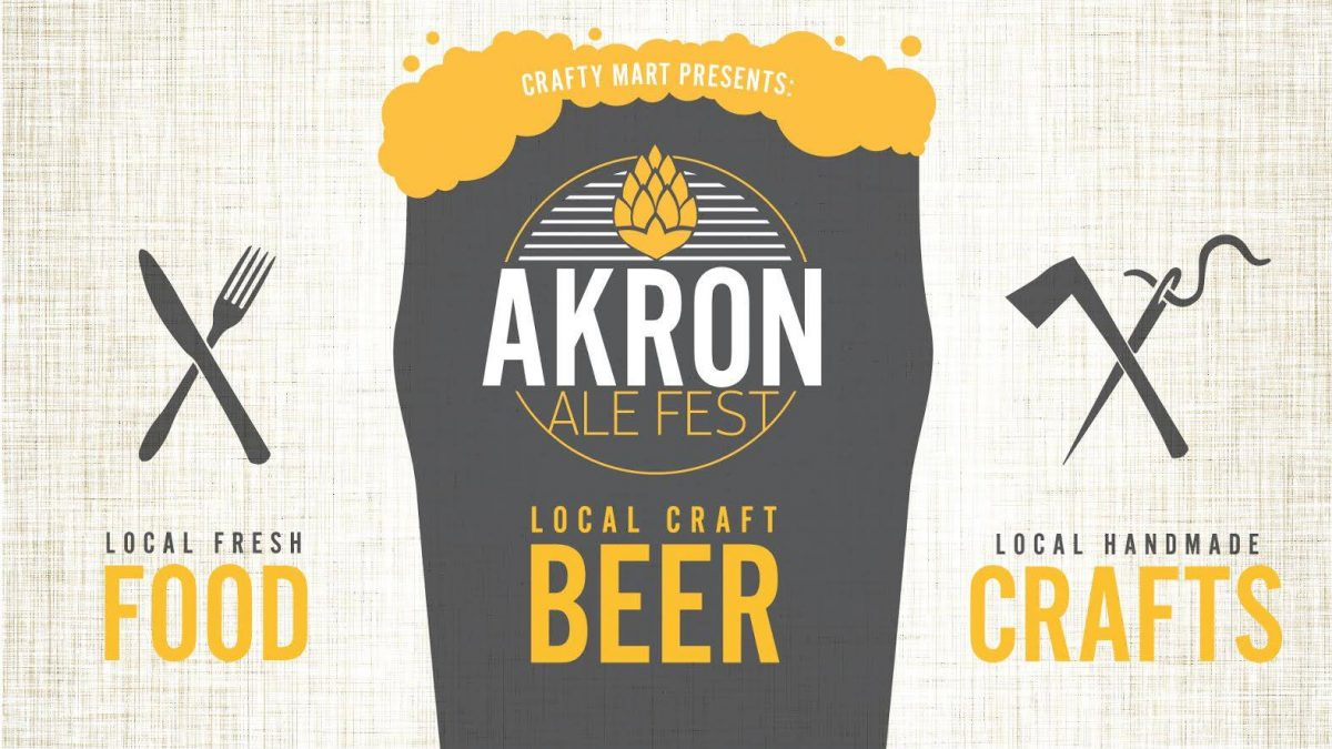 Akron Ale Fest this Saturday, 6/25