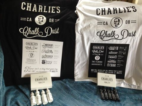 Charlie's Chalk Dust,  a high bar for e-juices