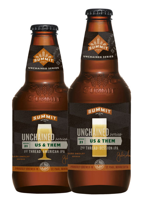 Unchained 21: Us & Them (Summit Brewing)
