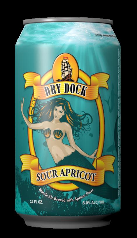 Sour Apricot (Dry Dock)