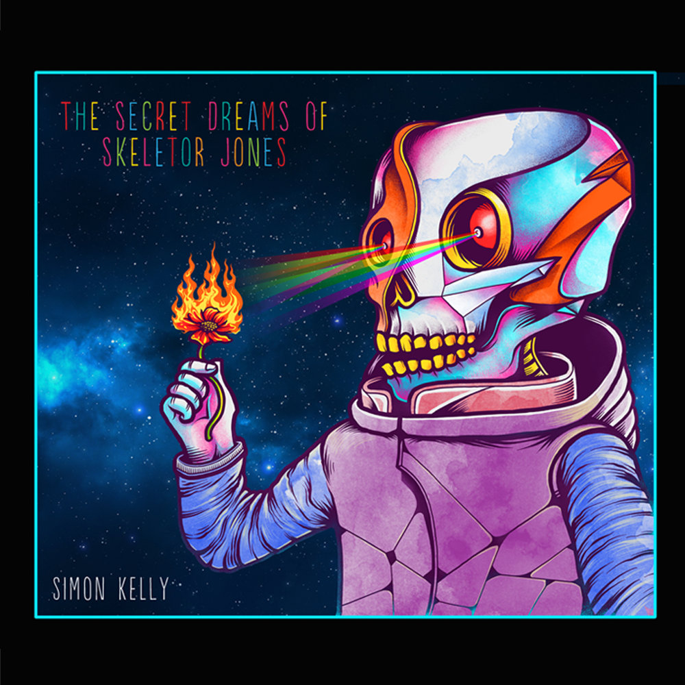 Simon Kelly – The Secret Dreams Of Skeletor Jones