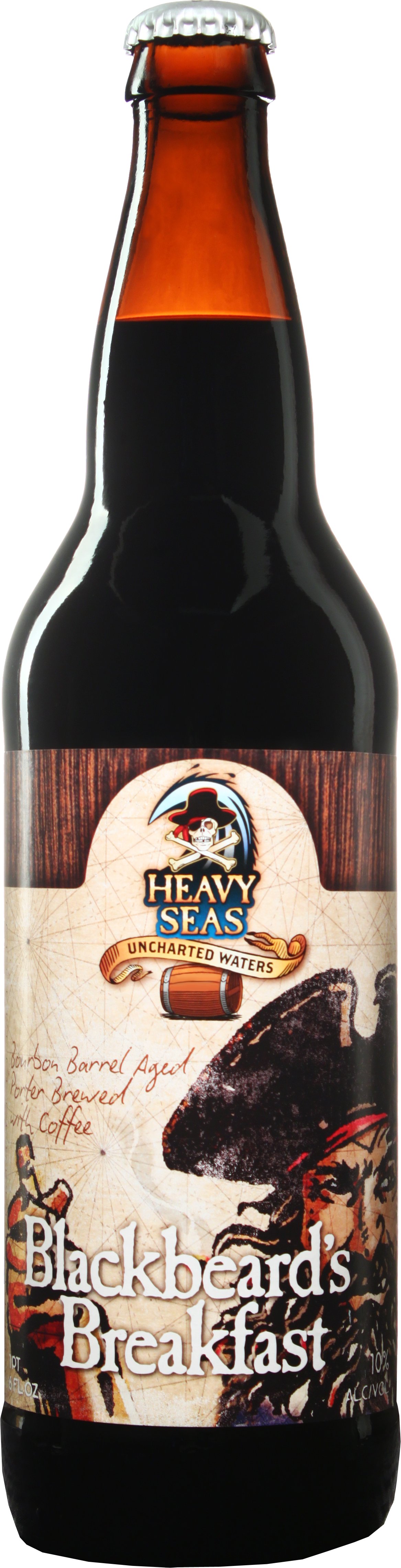 Blackbeard's Breakfast (Heavy Seas)