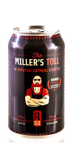 The Miller's Toll (Raleigh Brewing)