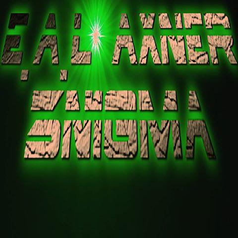 3n1gma by E.A.L Axner