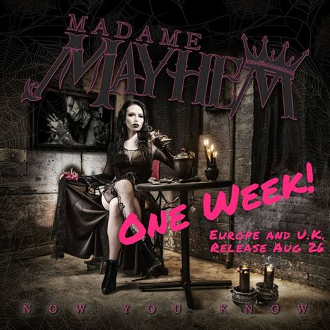 Madame Mayhem – Monster