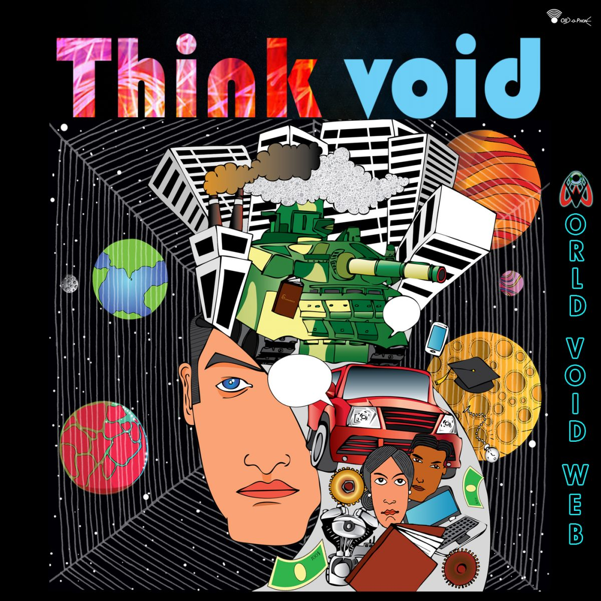 World Void Web Set to Release Think Void 9/9