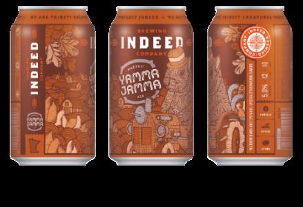 Yamma Jamma Harvest Ale (Indeed)
