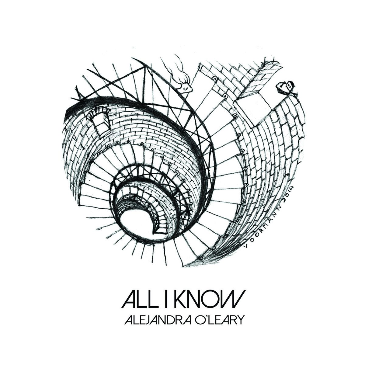 Alejandra O'Leary – All I Know