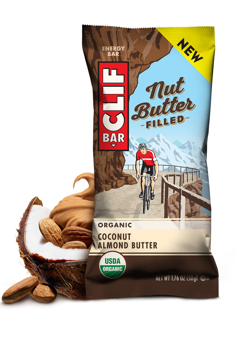 Clif Bar – Nut Butter Filled