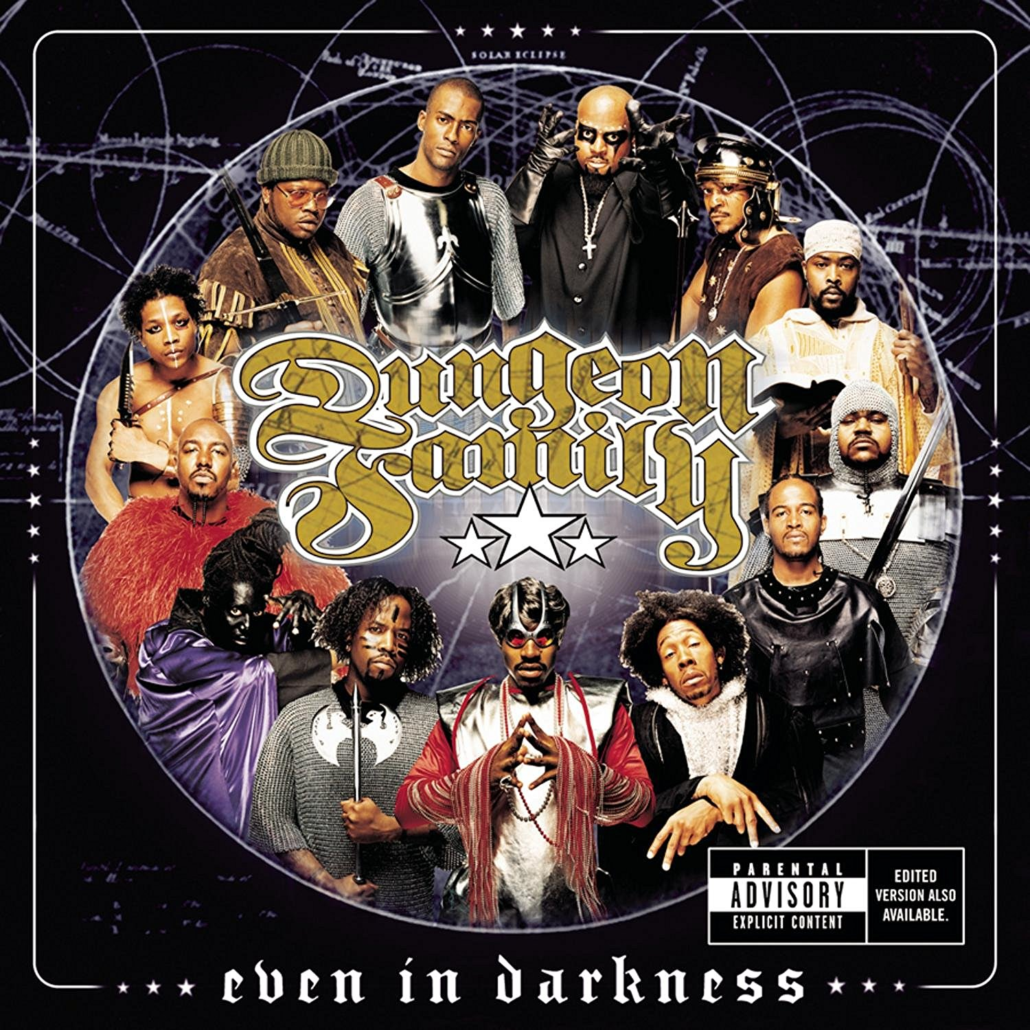 Dungeon Family - Even in Darkness LP