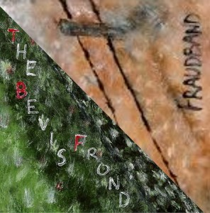 THE BEVIS FROND/Fraudband – Split LP