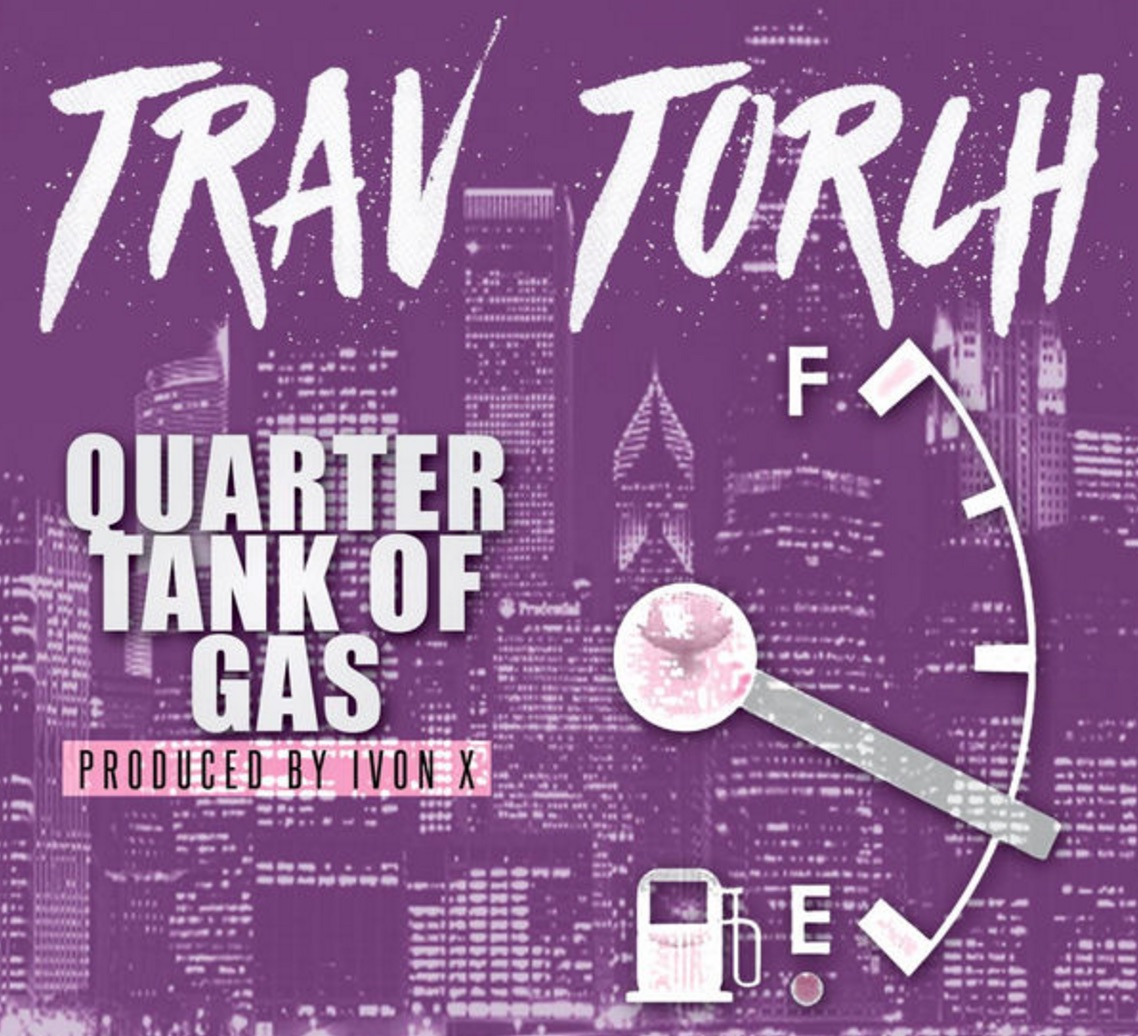Trav Torch - Quarter Tank Of Gas