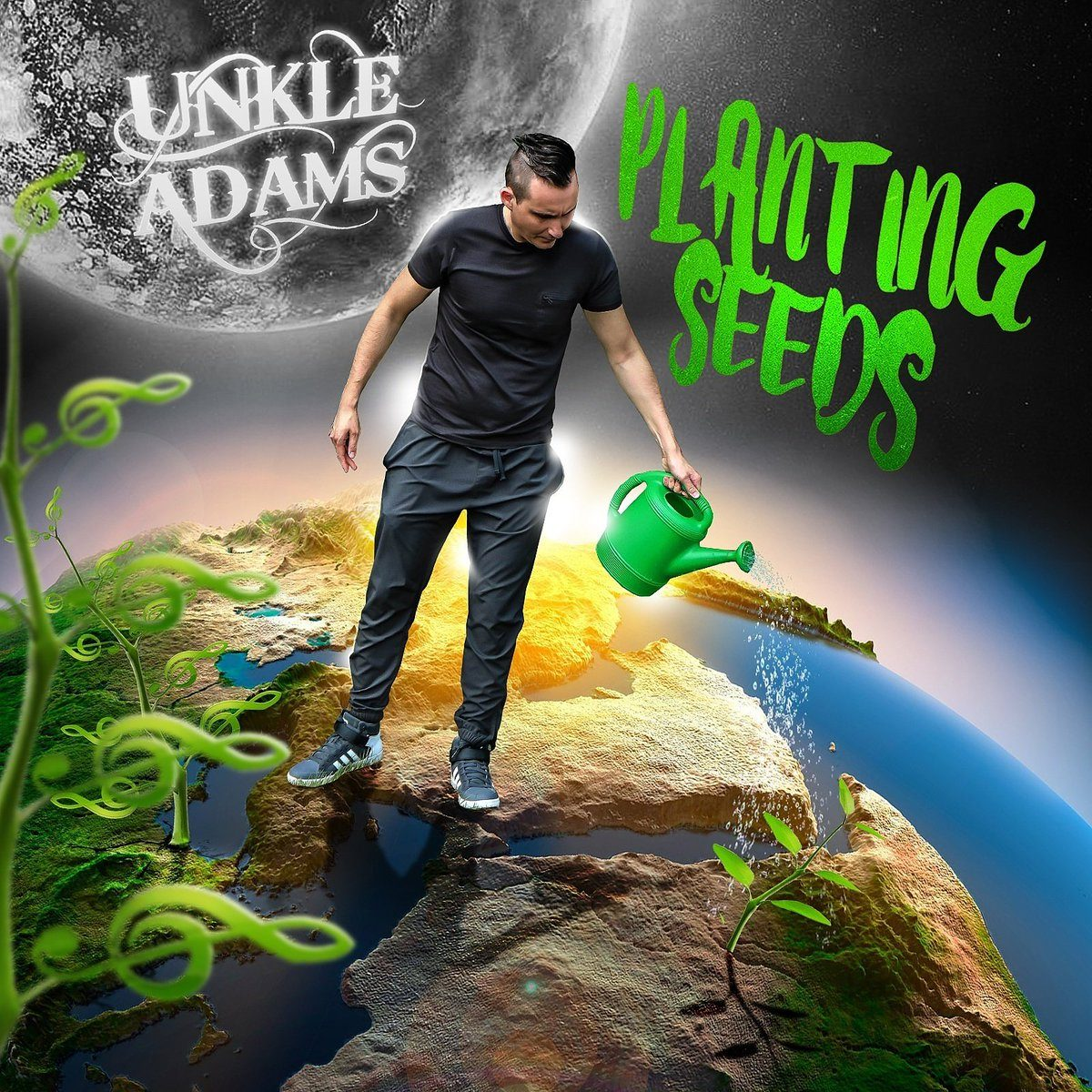 Unkle Adams – The 90s