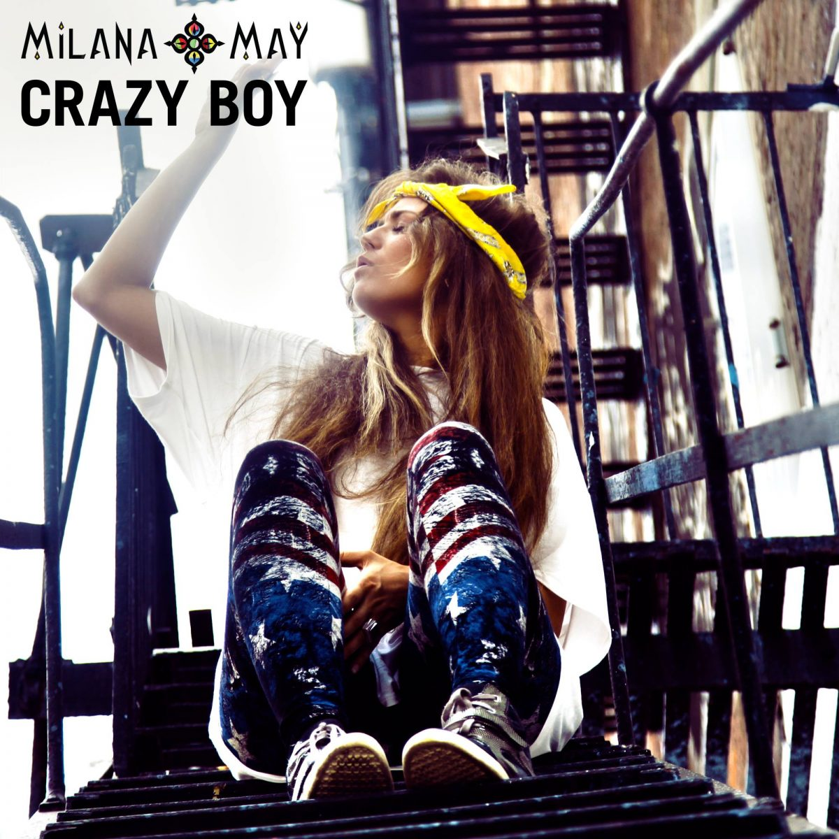 "Milana May ""Crazy Boy"""