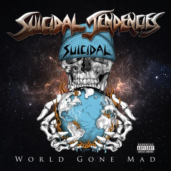 Suicidal Tendencies - World Gone Mad CD Review
