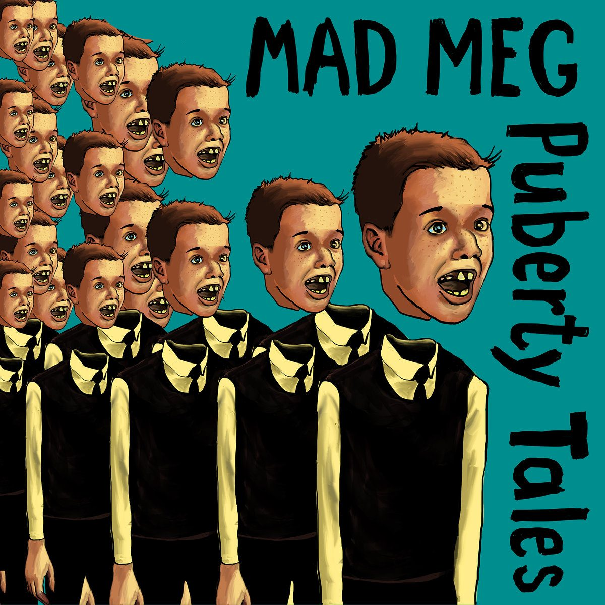 Mad Meg - Puberty Tales