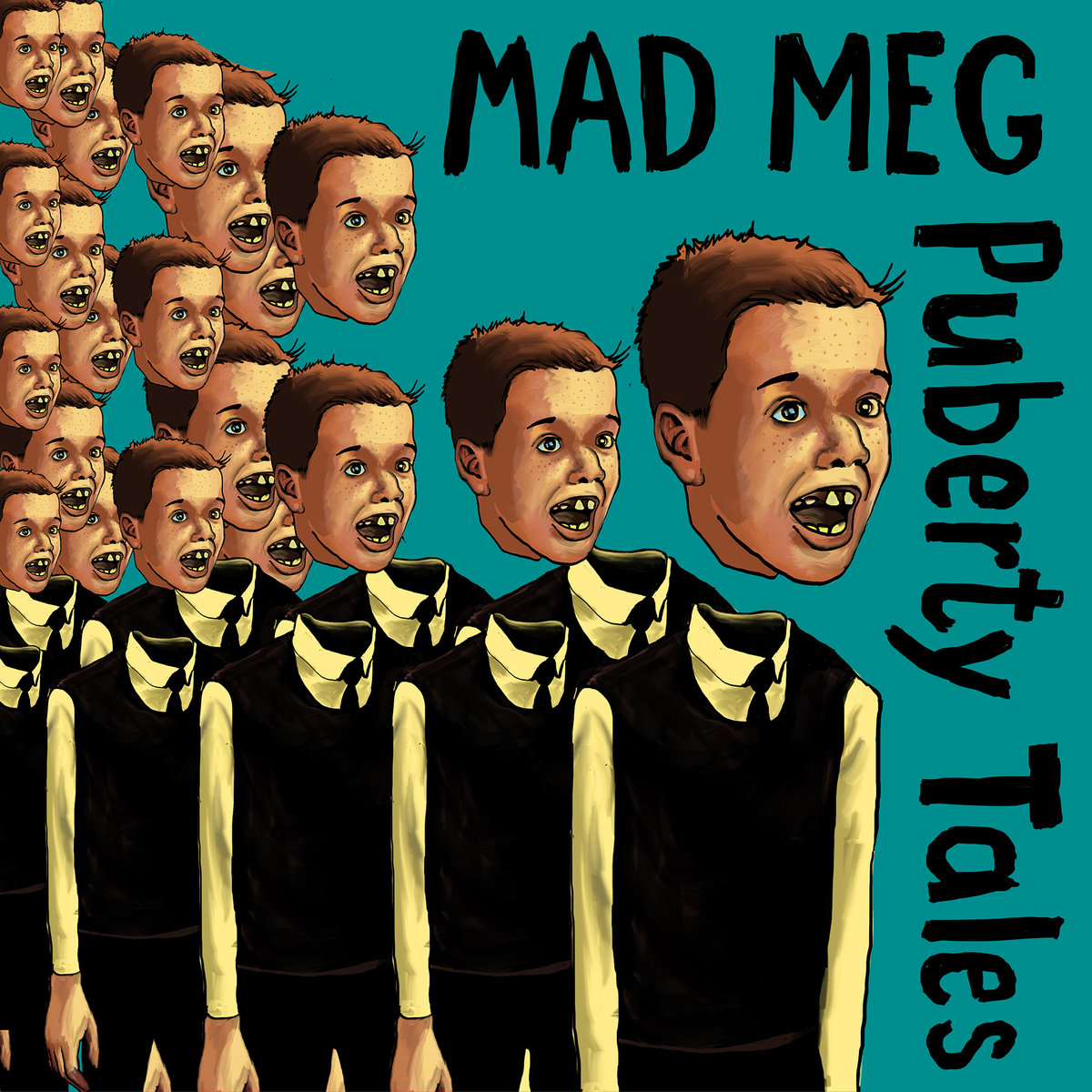 Mad Meg - Puberty Tales