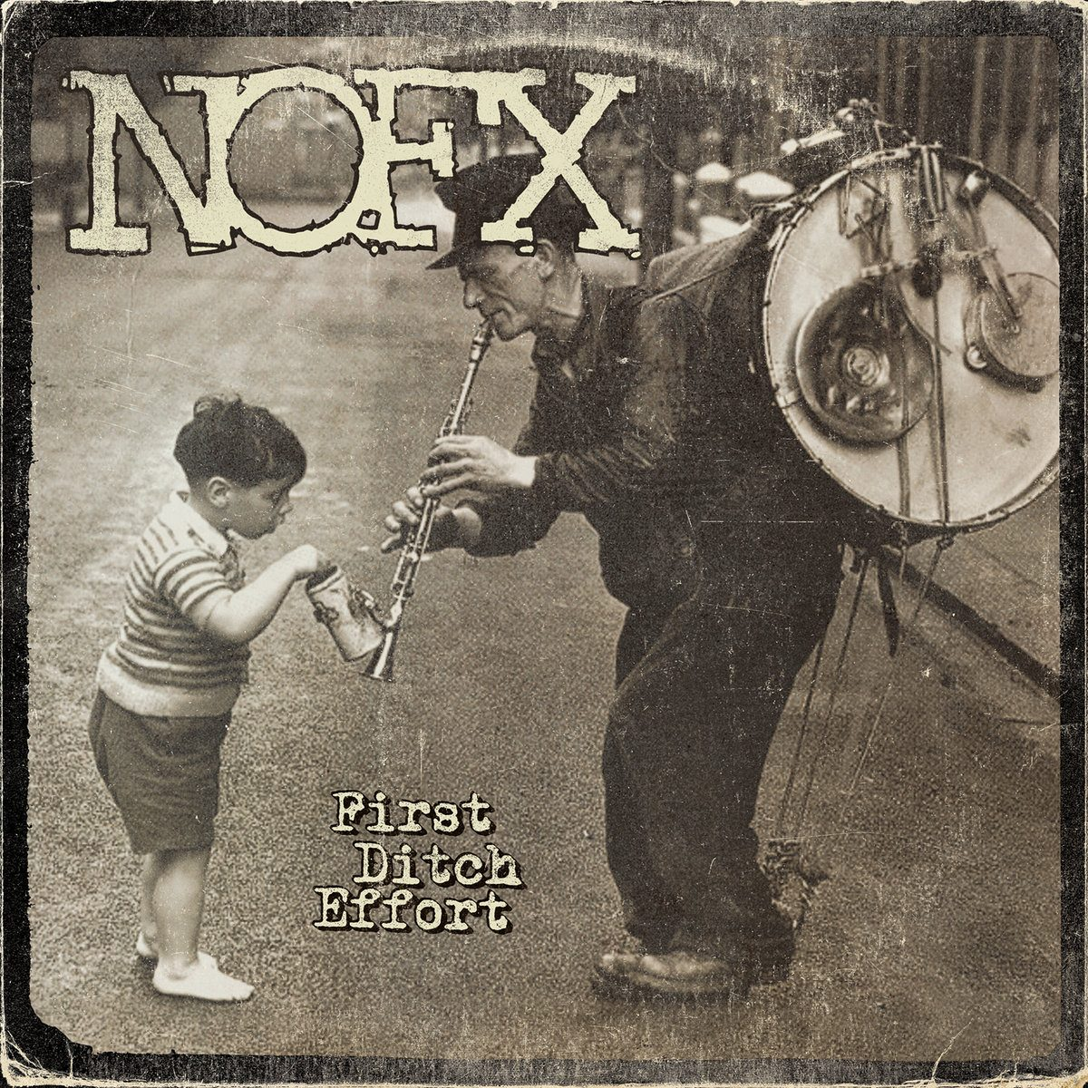 NOFX – First Ditch Effort (CD)