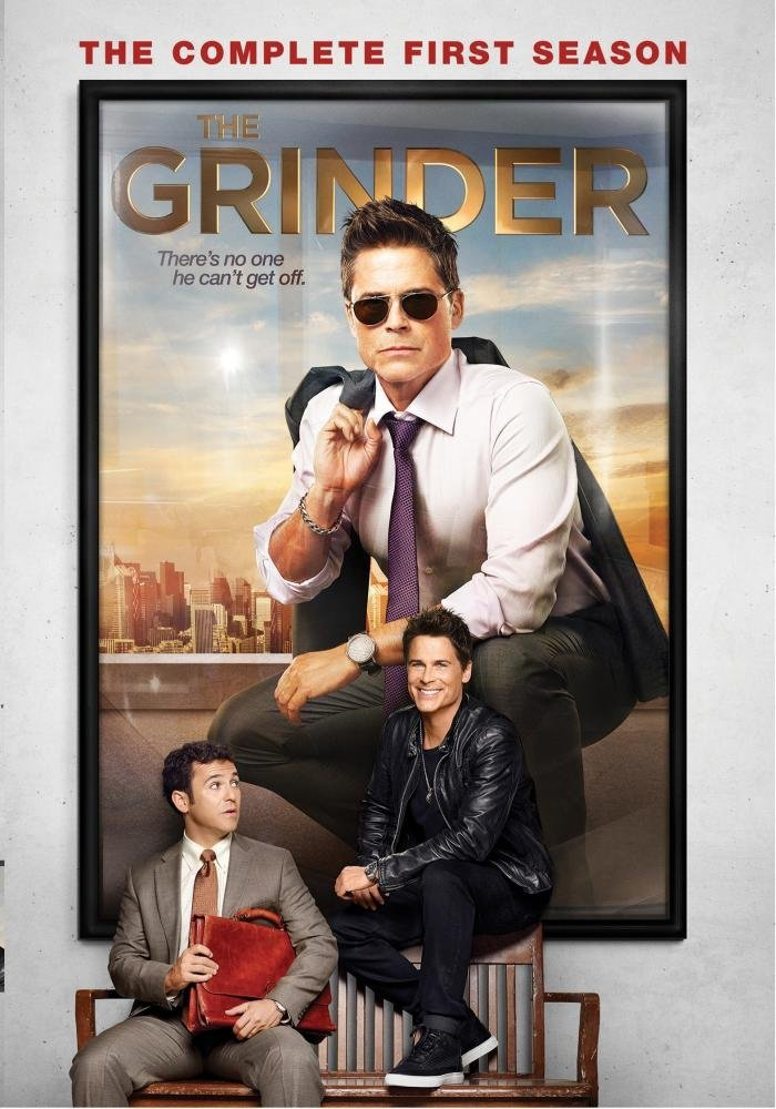 Grinder: The Complete First Season