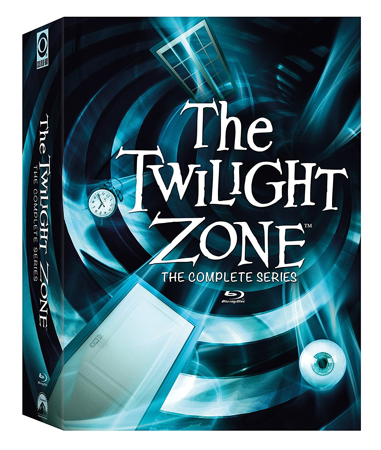 The Twilight Zone: The Complete Series Blu-ray (DVD)