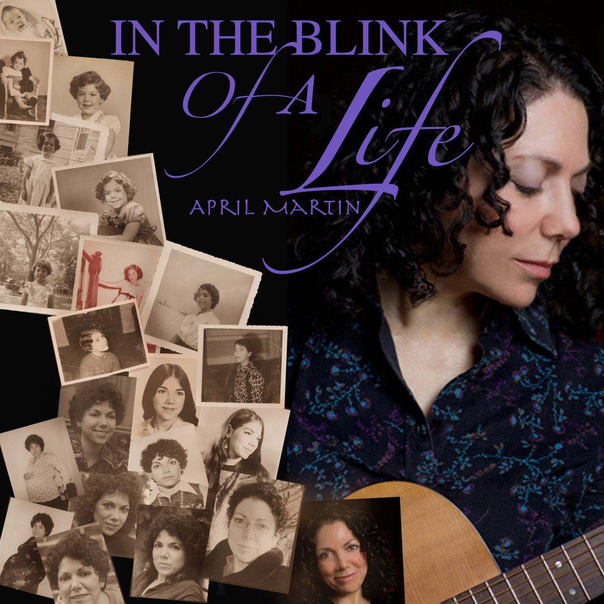 "April Martin ""In the Blink of a Life"""