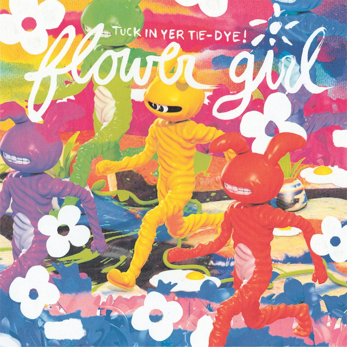 Flower Girl - Tuck In Your Tie Dye