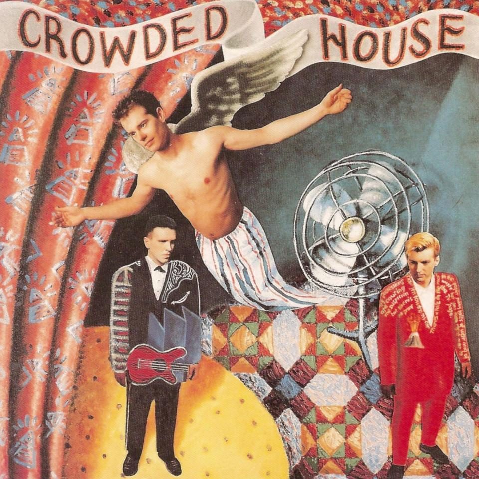 Crowded House – Self-Titled, Temple of Low Men, Woodface, Together Alone and Afterglow