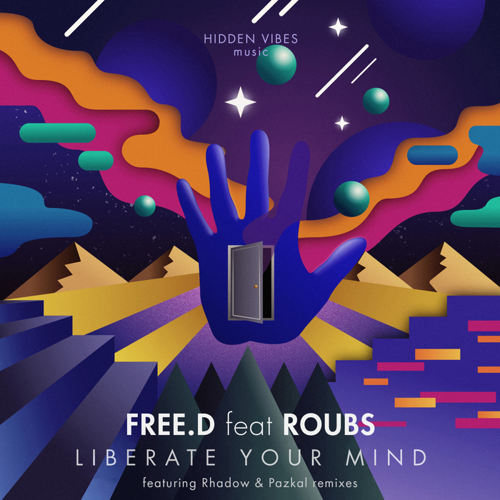 "FREE.D ""Liberate Your Mind"""