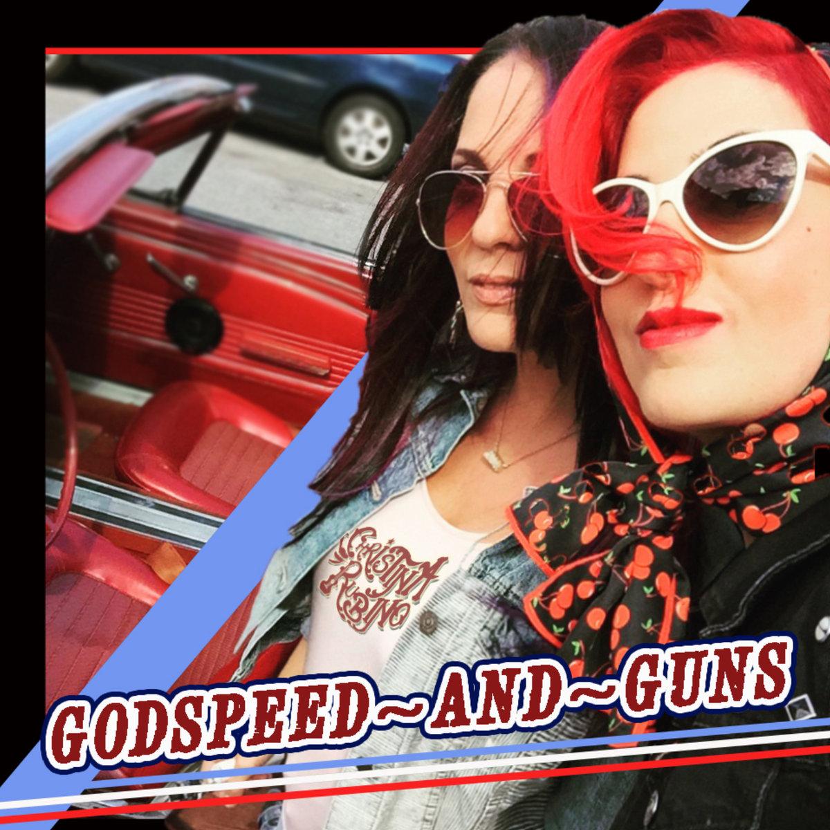 "Christina Rubino ""Godspeed and Guns"""
