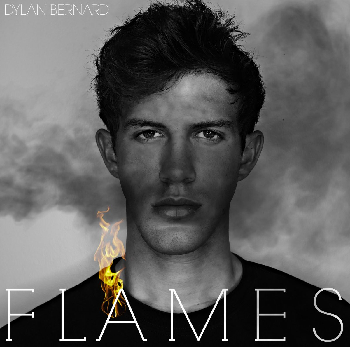 """Dylan Bernard – """"Flames"""""""