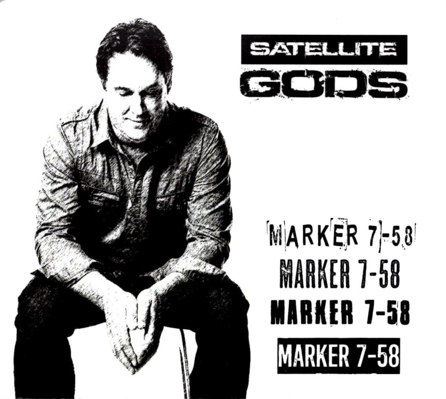 Satellite Gods - Marker 7-58