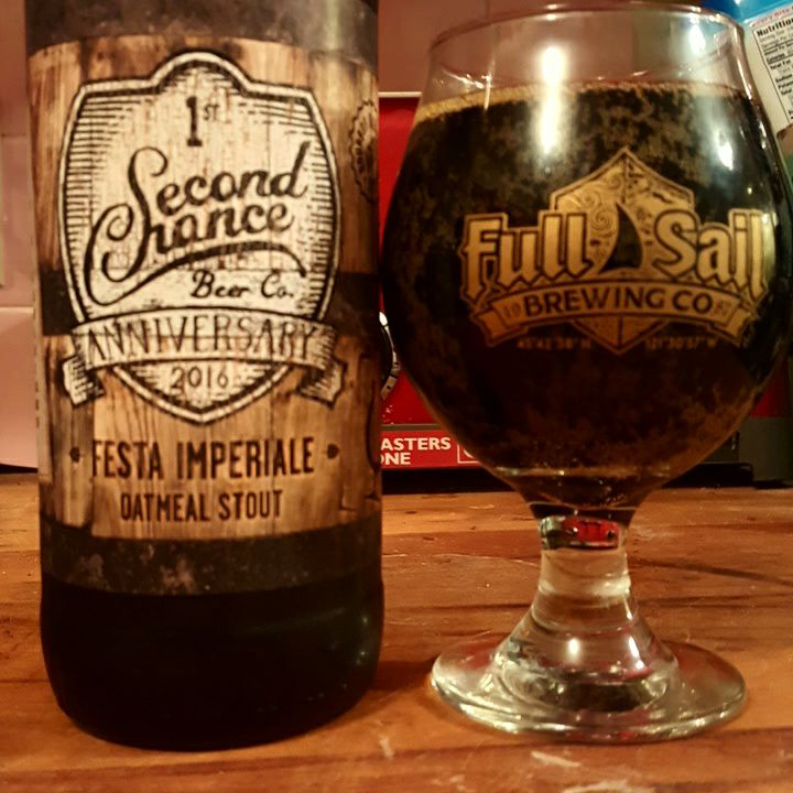 Festa Imperiale Oatmeal Stout (Second Chance)