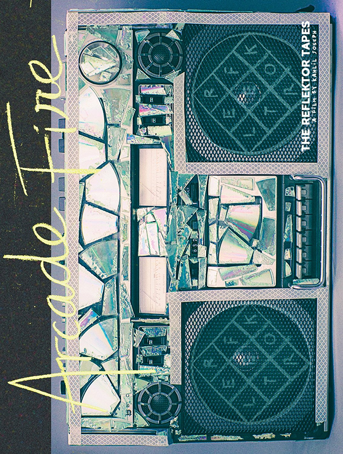 Arcade Fire – The Reflektor Tapes (DVD)