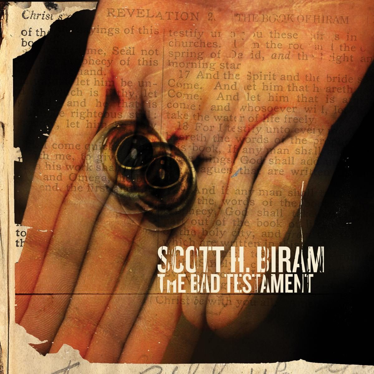 Scott H. Biram – The Bad Testament