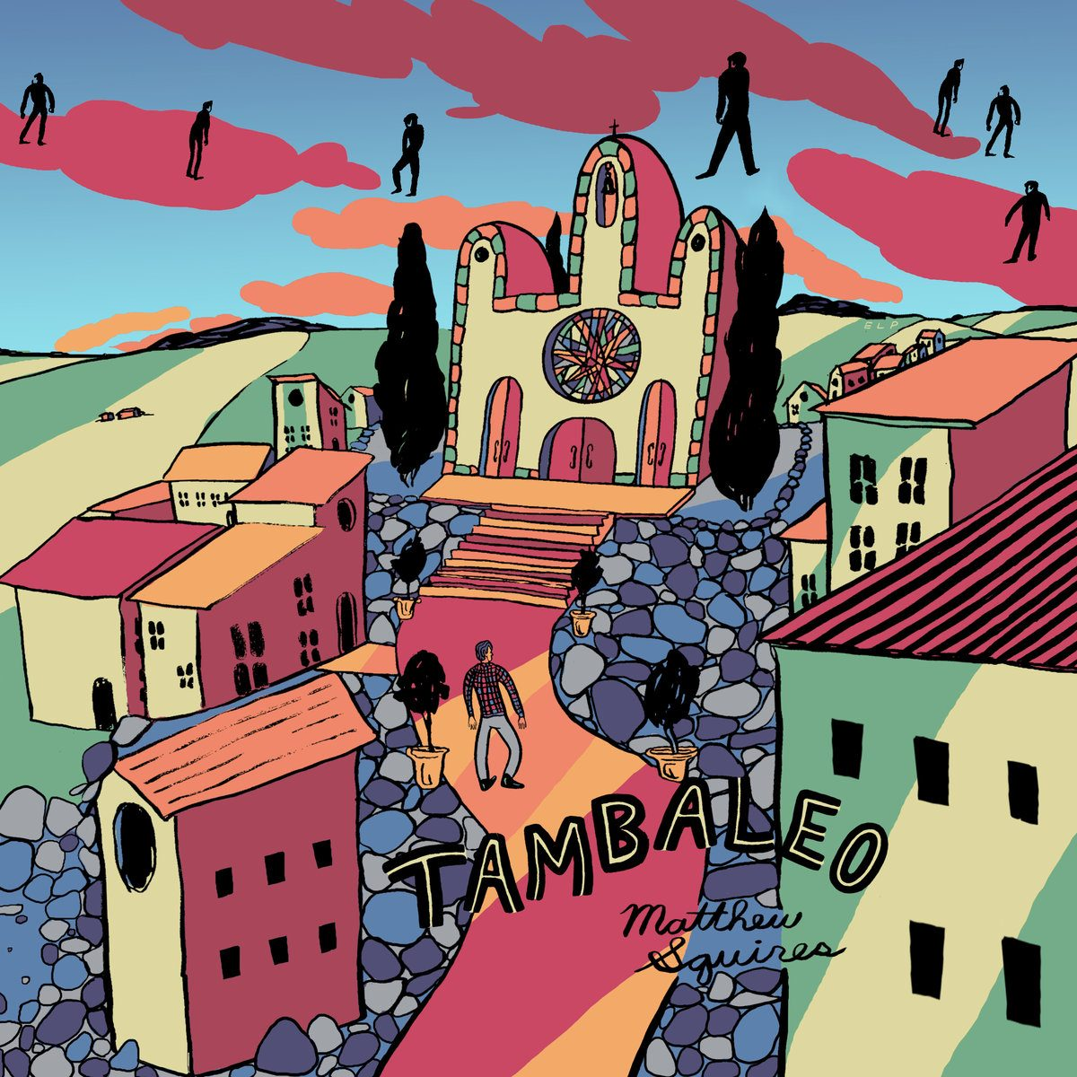 Matthew Squires – Tambaleo (CD)
