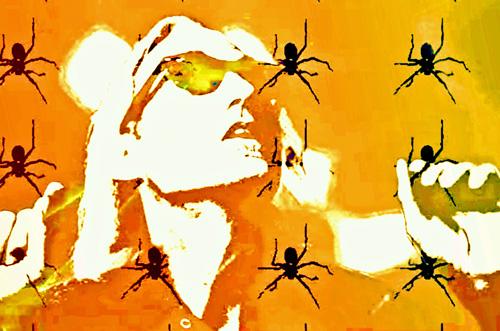 AV Super Sunshine - Spider Wedding