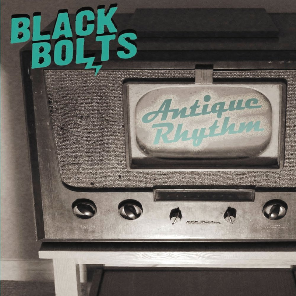 Black Bolts - Antique Rhythms EP Review