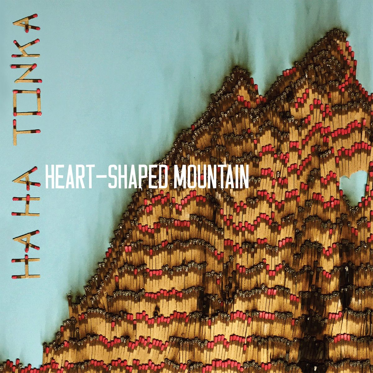 Ha Ha Tonka – Heart-Shaped Mountain (CD)