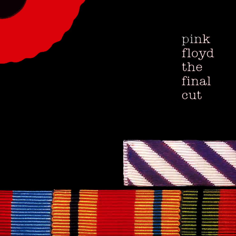 "Pink Floyd – The Final Cut; A Momentary Lapse of Reason (12"" vinyl)"