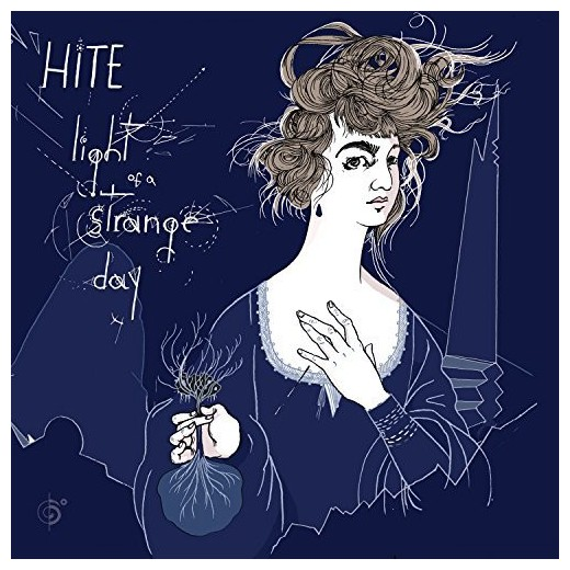 Hite – Light of a Strange Day (CD)