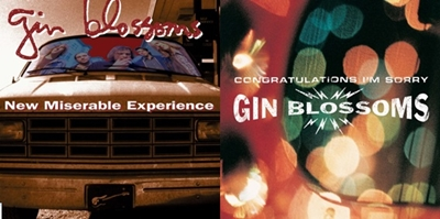 Gin Blossoms – New Miserable Experience and Congratulations, I'm Sorry (Vinyl)