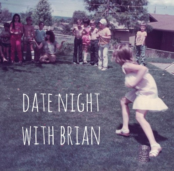 Date Night With Brian – EP (CD)