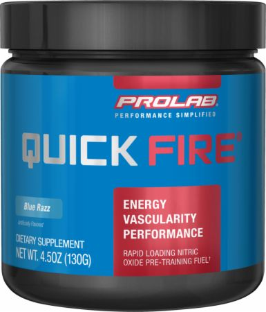 Quick Fire (Pre-workout)
